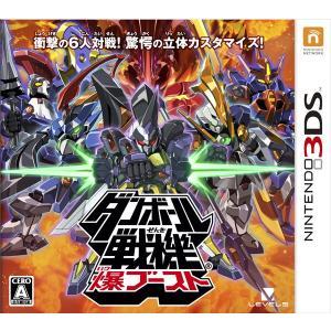 ダンボール戦機 爆ブースト 3DS / 中古 ゲーム|dorama2