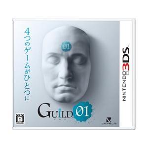 GUILD (ギルド) 01 3DS / 中古 ゲーム|dorama2