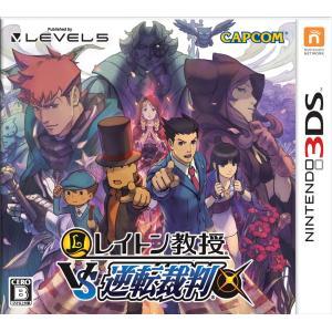 レイトン教授VS逆転裁判 3DS / 中古 ゲーム|dorama2