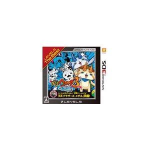 レベルファイブ ザ ベスト 妖怪ウォッチ3 スシ 3DS / 中古 ゲーム|dorama2
