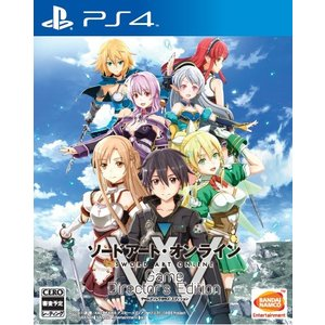 SAO / ソードアートオンライン ゲームディレクターズエディション 〔 PS4 ソフト 〕《 中古 ゲーム 》