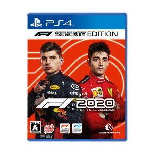 F1 2020 Seventy Edition PS4 / 中古 ゲーム dorama2
