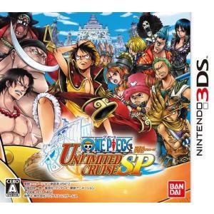 ワンピース アンリミテッドクルーズ スペシャル 3DS / 中古 ゲーム dorama2
