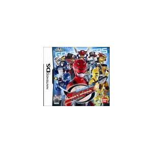 特命戦隊ゴーバスターズ DS ソフト NTR-P-TQ5J / 中古 ゲーム|dorama2