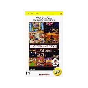 ナムコミュージアム 『廉価版』 PSP ソフト ULJS-19006 / 中古 ゲーム dorama2