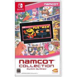 ナムコットコレクション Nintendo Switch ニンテンドースイッチ ソフト HAC-P-AW7PB / 中古 ゲーム / 中古 ゲーム|dorama2