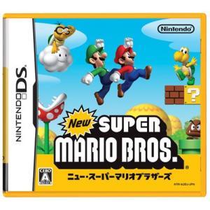 New スーパーマリオブラザーズ DS ソフト NTR-P-A2DJ / 中古 ゲーム|dorama2