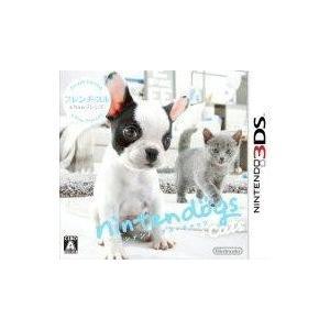 nintendogs + cats フレンチブル & Newフレンズ 〔 3DS ソフト 〕《 中古 ゲーム 》