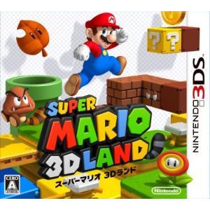 スーパーマリオ3Dランド 3DS / 中古 ゲーム