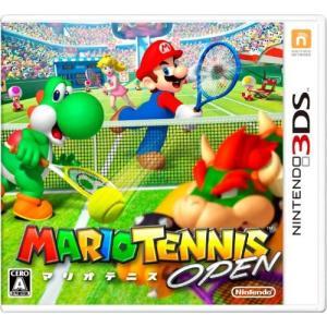 マリオテニス オープン 3DS / 中古 ゲーム