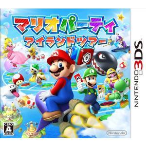マリオパーティー アイランドツアー 3DS / 中古 ゲーム dorama2