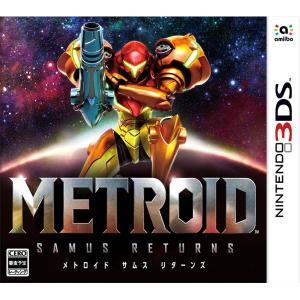 メトロイド サムスリターンズ 3DS ソフト CTR-P-A9AJ / 中古 ゲーム|dorama2