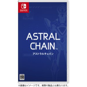 ASTRAL CHAIN SWICTH スイッチ / 中古 ゲーム