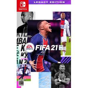 FIFA21 レガシーエディション スイッチ / 中古 ゲーム dorama2