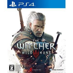 ウィッチャー3 ワイルドハント CERO区分_Z PS4 / 中古 ゲーム