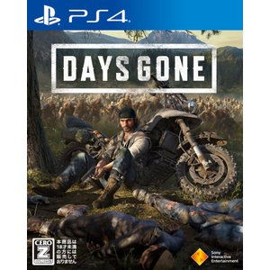■タイトル:Days Gone ■ヨミ:デイズゴーン ■機種:PS4 ■ジャンル:アクション ■型番...