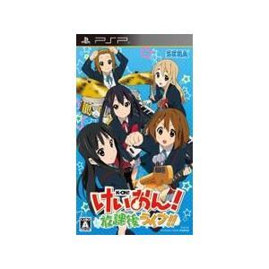 けいおん! 放課後ライブ PSP ソフト ULJM-05709 / 中古 ゲーム|dorama2