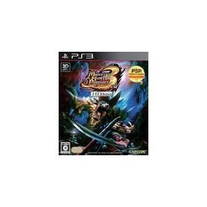 モンスターハンターポータブル 3rd HD Ver. PS3 ソフト BLJM-85001 / 中古 ゲーム|dorama2