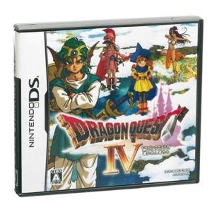 ドラゴンクエスト4 導かれし者たち DS DS ソフト NTR-P-YIVJ / 中古 ゲーム|dorama2