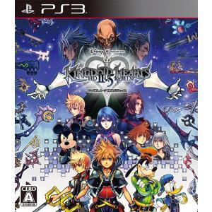 キングダムハーツ HD 2.5 リミックス 通常版 PS3 ソフト BLJM-61220 / 中古 ゲーム|dorama2