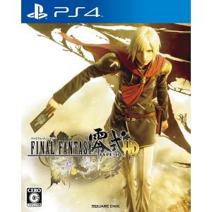 ファイナルファンタジー 零式 HD PS4 / 中古 ゲーム|dorama2
