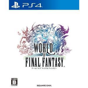 ワールド オブ ファイナルファンタジー PS4 ソフト PLJM-80162 / 中古 ゲーム|dorama2