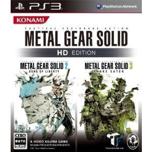 メタルギアソリッド HDエディション 通常版 PS3 / 中古 ゲーム|dorama2
