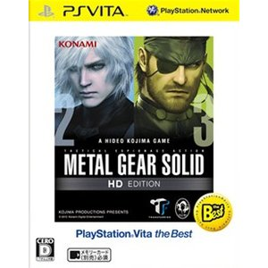 ■タイトル:METAL GEAR SOLID HD EDITION PlayStation Vita...