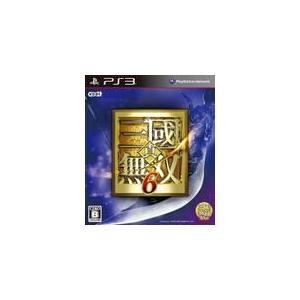 真 三国無双6 通常版 〔 PS3 ソフト 〕《 中古 ゲーム 》