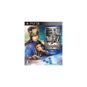 真 三国無双7 Empires通常版 〔 PS3 ソフト 〕《 中古 ゲーム 》