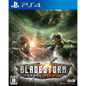 ブレイドストーム 百年戦争&ナイトメア PS4 / 中古 ゲーム|dorama2