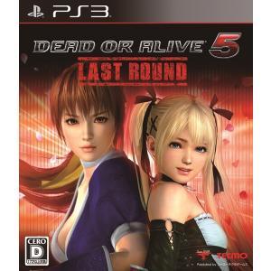 DEAD OR ALIVE5 LastRound 通常版 PS3 / 中古 ゲーム|dorama2