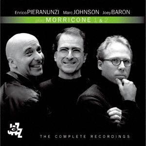 CD/プレイ・モリコーネ1&2(ザ・コンプリート・レコーディングス) エンリコ・ピエラヌンツィ〜マーク・ジョンソン〜ジョーイ・バロン(p/b/ds) dorama2