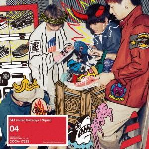新品/CD/Squall 04 Limited Sazabys dorama2