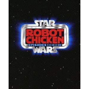 新品/ブルーレイ/ロボットチキン/スター・ウォーズ ブルーレイBOX セス・グリーン(エグゼクティブプロデューサー、ディレクター、脚本)|dorama2