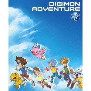 新品/ブルーレイ/デジモンアドベンチャー 15th Anniversary Blu−ray BOX 中鶴勝祥(キャラクターデザイン)|dorama2
