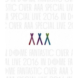 新品/ブルーレイ/AAA SPECIAL LIVE 2016 IN DOME FANTASTIC OVER AAA dorama2