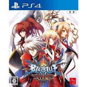 ブレイブルー クロノファンタズマ エクステンド PS4 / 新品 ゲーム dorama2