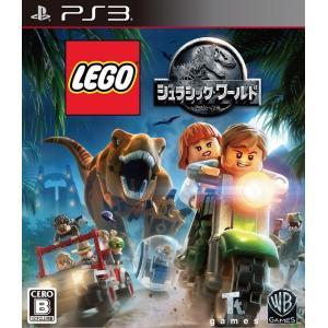 LEGO ジュラシックワールド PS3 ソフト BLJM-61298 / 新品 ゲーム|dorama2