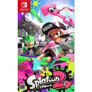 ■タイトル:Splatoon2 ■ヨミ:スプラトゥーン2 ■機種:Nintendo Switch ■...