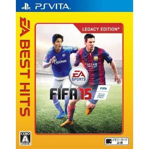 ■タイトル:FIFA15 廉価版 ■ヨミ:フィファ15 ■機種:PSVita ■ジャンル:スポーツ ...