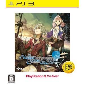 エスカ&ロジーのアトリエ 黄昏の空の錬金術士 『廉価版』 PS3 / 新品 ゲーム|dorama2