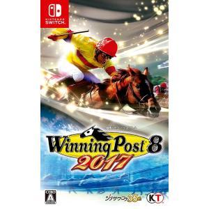 ウイニングポスト8 2017 ニンテンドースイッチ / 新品 ゲーム|dorama2