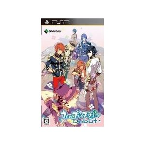うたの☆プリンスさまっ♪ Debut 通常版 PSP ソフト ULJM-05978 / 中古 ゲーム|dorama