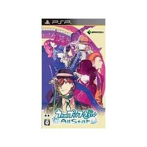 うたの☆プリンスさまっ♪ All Star 通常版 PSP ソフト ULJM-06185 / 中古 ゲーム|dorama