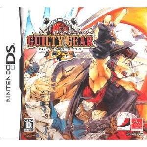 ギルティギア ダストストライカーズ DS ソフト NTR-P-AGZJ / 中古 ゲーム|dorama