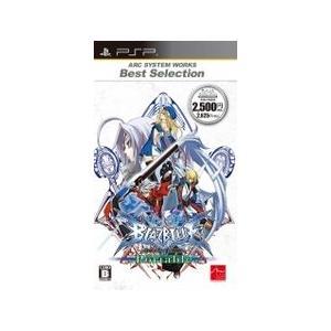 ブレイブルー BLAZBLUE CALAMITY TRIGGER Portable 『廉価版』 PSP ソフト ULJM-05970 / 中古 ゲーム|dorama