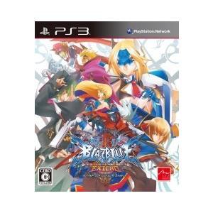 ブレイブルー コンティニュアムシフト エクステンド PS3 / 中古 ゲーム|dorama