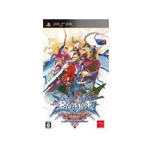 ブレイブルー BLAZBLUE CONTINUUM SHIFT EXTEND 通常版 PSP ソフト ULJM-06061 / 中古 ゲーム|dorama