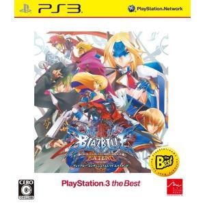 ブレイブルー コンティニュアムシフト エクステンド 『廉価版』 PS3 / 中古 ゲーム|dorama